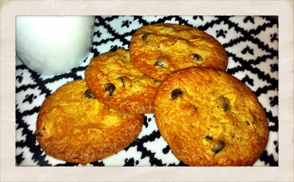 Apricot Coconut ChocChip Cookies